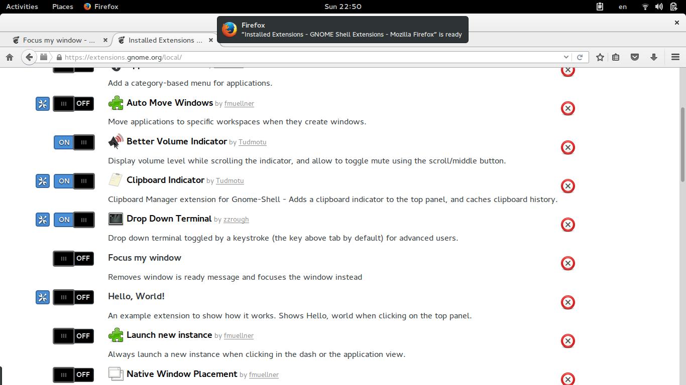 screenshot_1005_UjrkyiW Ce extensii folosesc pentru Linux